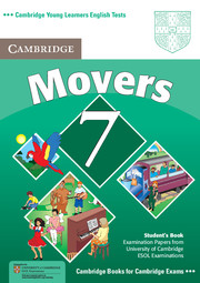 Cambridge Young Learners English Tests 7 Movers