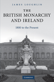 The British Monarchy and Ireland