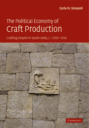 The Political Economy of Craft Production