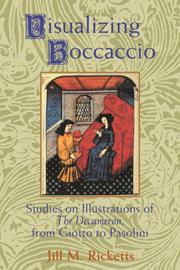 Visualizing Boccaccio