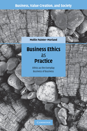 Business Ethics as Practice