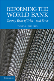 Reforming the World Bank