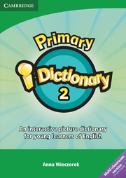 Primary i-Dictionary Level 2
