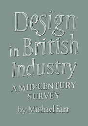 Design in British Industry