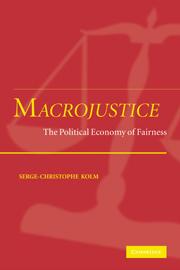 Macrojustice