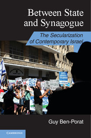 Between State and Synagogue