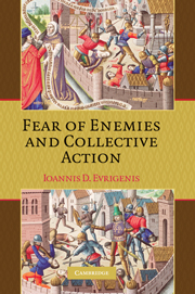 Fear of Enemies and Collective Action
