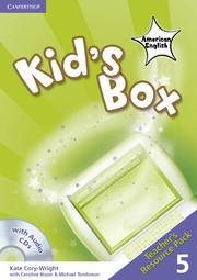 Kid's Box American English Level 5