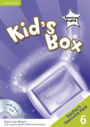 Kid's Box American English Level 6