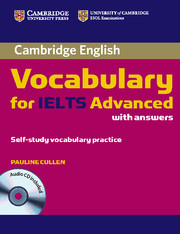 Cambridge Vocabulary for IELTS Advanced Band 6.5+