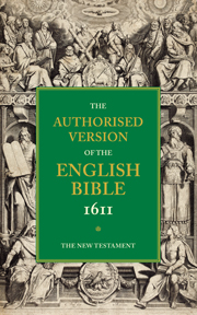 Authorised Version of the English Bible 1611
