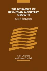 The Dynamics of Keynesian Monetary Growth