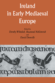 Ireland in Early Medieval Europe
