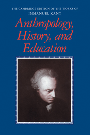 Anthropology, History, and Education