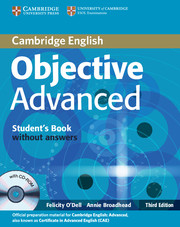 Objective Advanced 3rd Edition