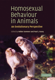 Homosexual Behaviour in Animals