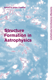 Structure Formation in Astrophysics