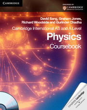 Physics: AS and A level Coursebook