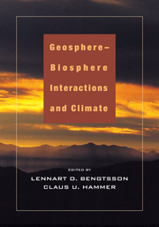 Geosphere-Biosphere Interactions and Climate