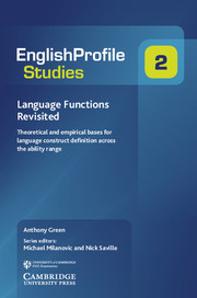 Language Functions Revisited
