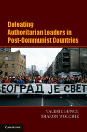 Defeating Authoritarian Leaders in Postcommunist Countries