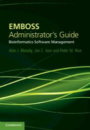 EMBOSS Administrator's Guide
