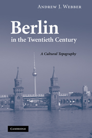 Berlin in the Twentieth Century