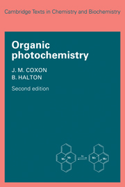 Organic Photochemistry