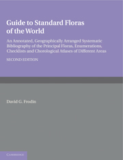 Guide to Standard Floras of the World