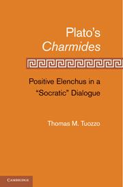 Plato's Charmides