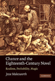 Chance and the Eighteenth-Century Novel