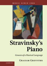 Stravinsky's Piano