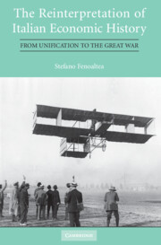 The Reinterpretation of Italian Economic History