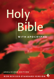 NRSV Popular Text Bible with Apocrypha
