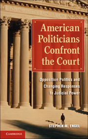 American Politicians Confront the Court