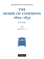 The House of Commons, 1820–1832