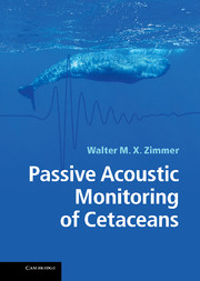 Passive Acoustic Monitoring of Cetaceans
