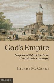 God's Empire
