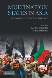 Multination States in Asia