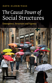 The Causal Power of Social Structures