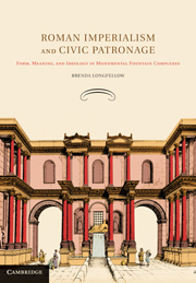 Roman Imperialism and Civic Patronage