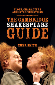 The Cambridge Shakespeare Guide