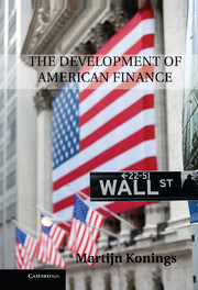 The Development of American Finance