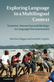 Exploring Language in a Multilingual Context