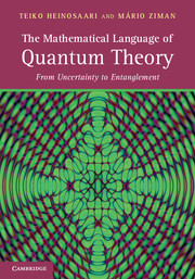 The Mathematical Language of Quantum Theory