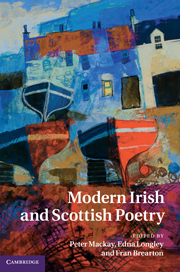 Modern Irish and Scottish Poetry