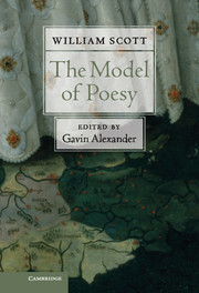 The Model of Poesy