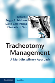 Tracheotomy Management