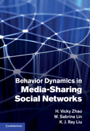 Behavior Dynamics in Media-Sharing Social Networks