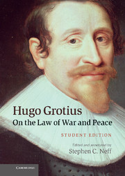 Hugo Grotius on the Law of War and Peace